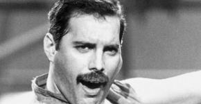 God save the King: Freddie Mercury